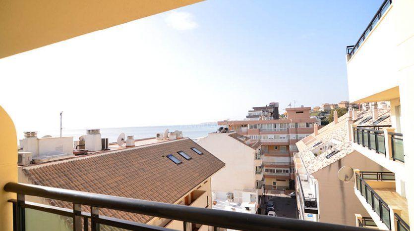 apartment fuengirola beachfront